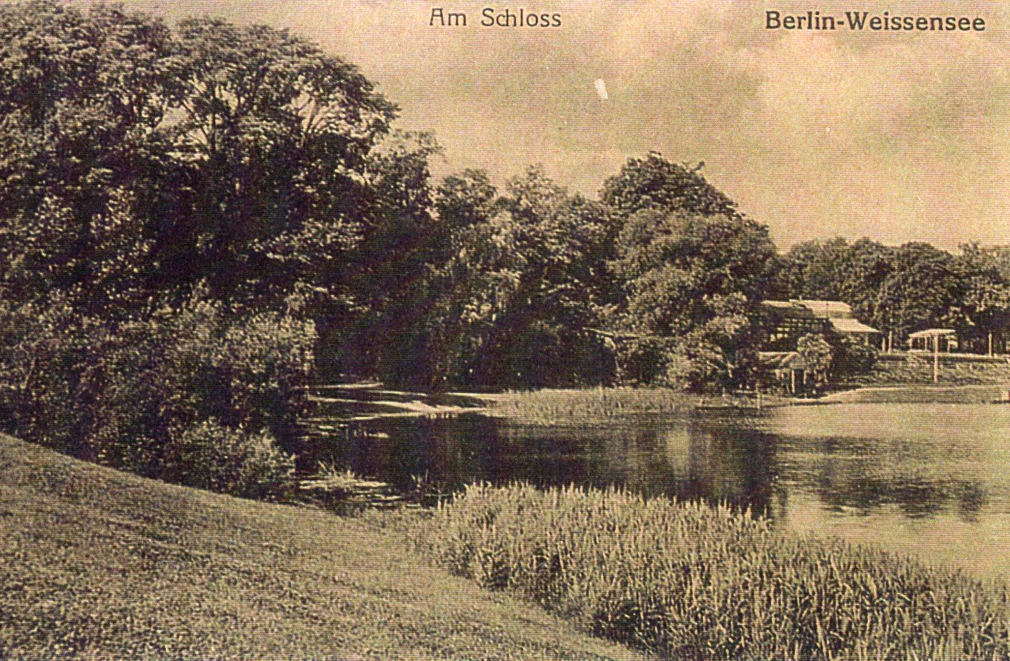 Schloss Weissensee