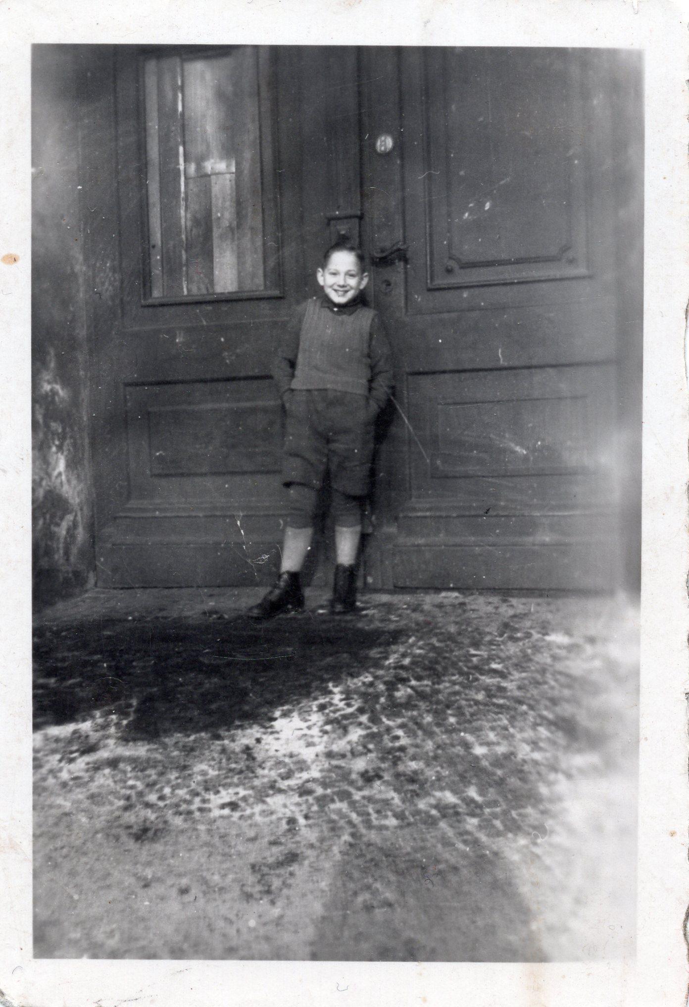 Weißensee - Geschichten erzählen - Arno Kiehl 1945 - © Arno Kiehl